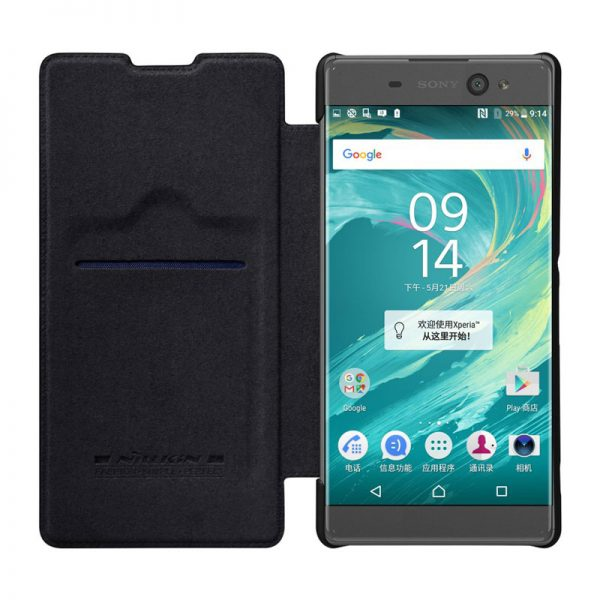 Sony Xperia XA Ultra Nillkin Qin Leather Case