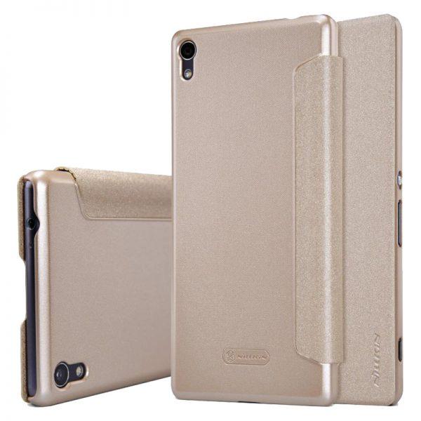 Sony Xperia XA Ultra Nillkin Sparkle Leather Case