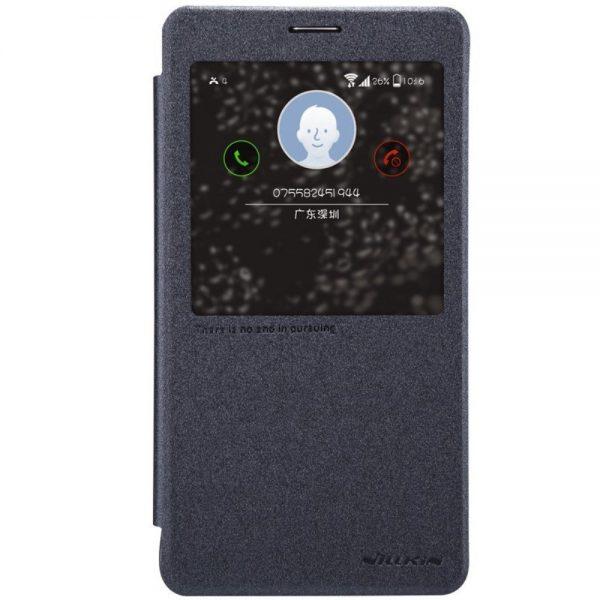 Samsung Galaxy Note 4 Nillkin Sparkle Leather Case