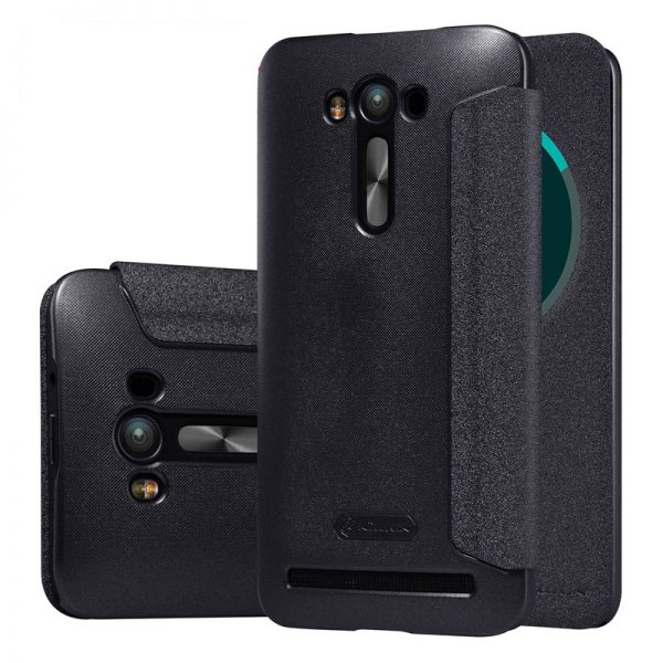 Asus Zenfone 2 Laser Nillkin Sparkle Leather Case