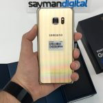 ویدیو آنباکس Samsung Galaxy Note 7