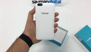 ویدیو آنباکس Huawei Honor 4X