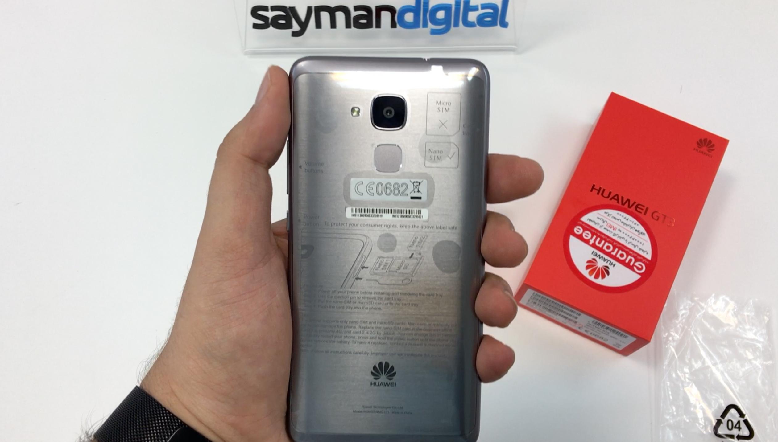 ویدیو آنباکس Huawei GT3