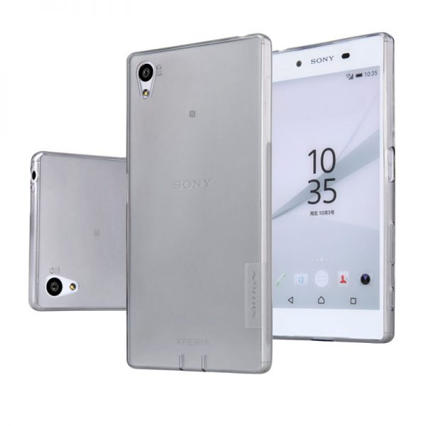 Nillkin Nature Series Tpu case for Sony Xperia Z5
