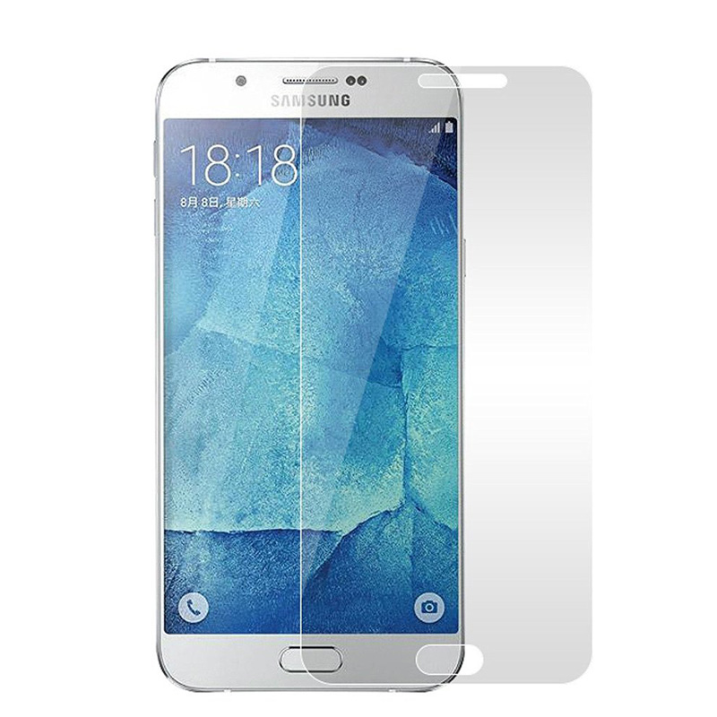 tempered glass samsung galaxy a8 screen protector. Black Bedroom Furniture Sets. Home Design Ideas