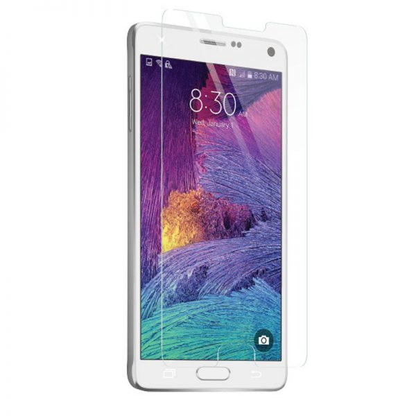 Tempered Glass Samsung Note 4 Screen Protector