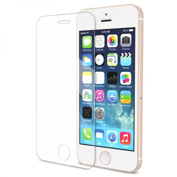 Tempered Glass iPhone 5S Screen Protector