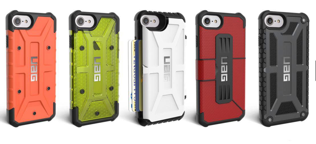 قاب شماره شش -Urban Armor Gear cases