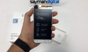 ویدیو آنباکس Galaxy J3 2016