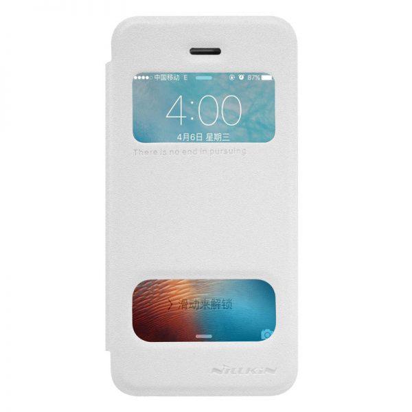 iPhone SE Nillkin Sparkle Leather Case