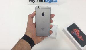 آنباکس Apple iPhone 6s