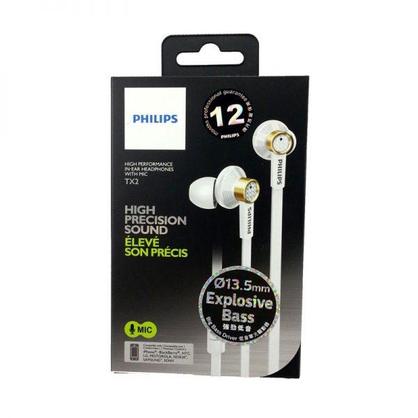 Philips TX2 Headphones