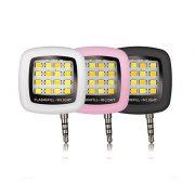 Portable Mini 16 LEDs Flash