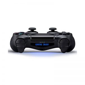 Game Over DualShock 4 Lightbar Sticker
