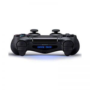 Game Over DualShock 4 Lightbar Sticker