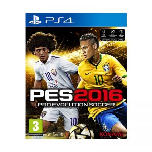 PES 2016 PS4 Game