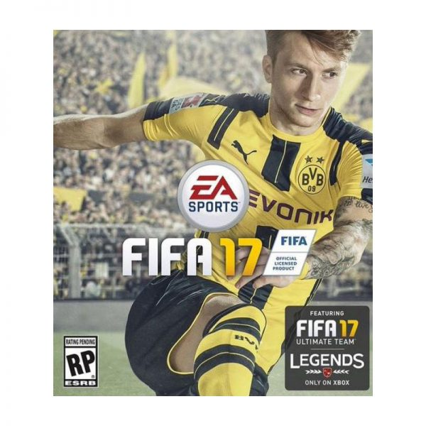 PS4 FIFA 17 Game