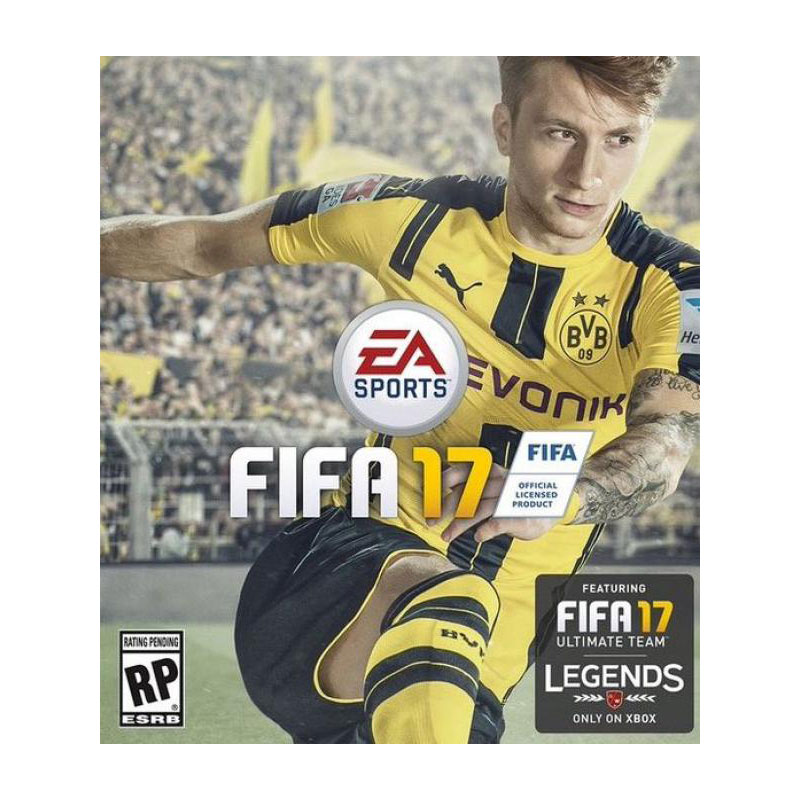 | PS4 FIFA 17 Game