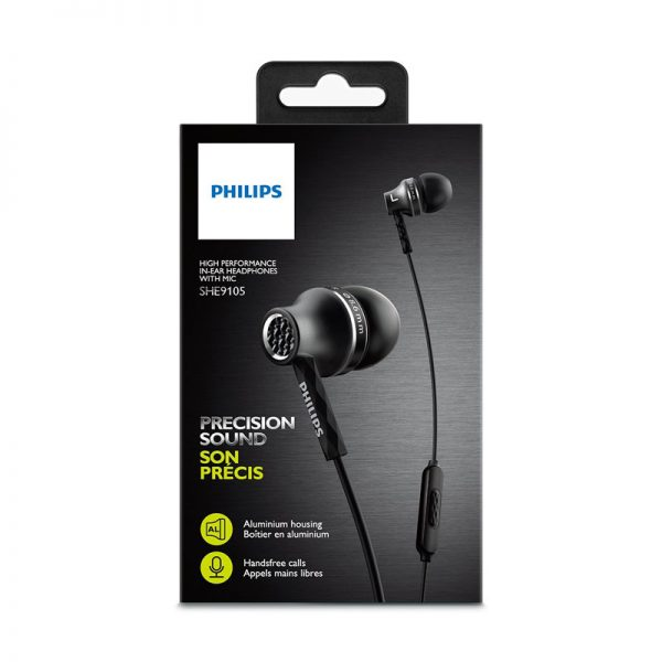 Philips SHE9100BK/27 Headphones