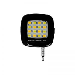 Portable Mini 16 LEDs Flash