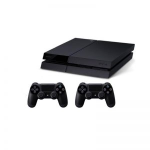 Sony Playstation 4 Region 2 1TB Two Controller