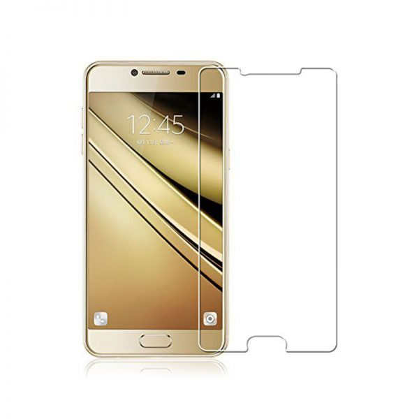 Tempered Glass Samsung Galaxy C7 Screen Protector