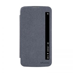 LG K10 Nillkin Sparkle Leather Case