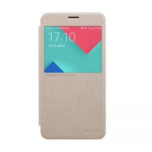 Samsung Galaxy A9 Nillkin Sparkle Leather Case