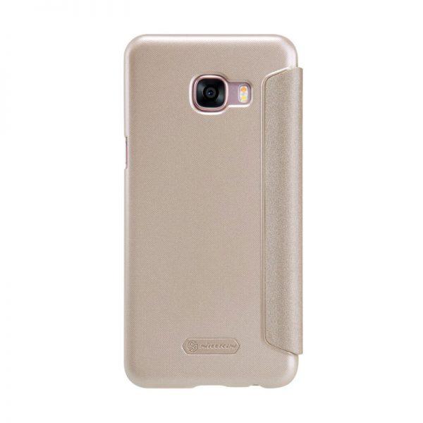 Samsung Galaxy C5 Nillkin Sparkle Leather Case