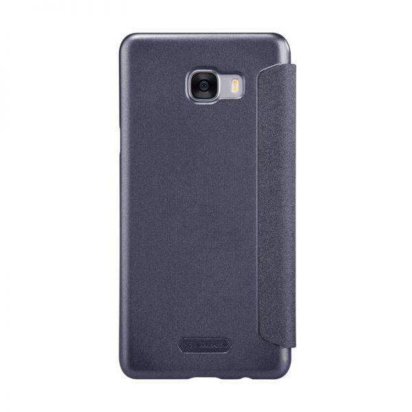Samsung Galaxy C7 Nillkin Sparkle Leather Case