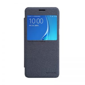 Samsung Galaxy J510 Nillkin Sparkle Leather Case