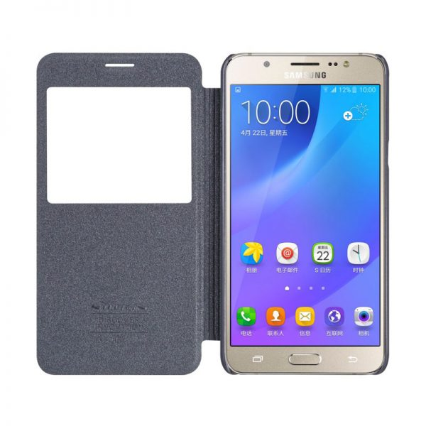 Samsung Galaxy J7 2016 Nillkin Sparkle Leather Case