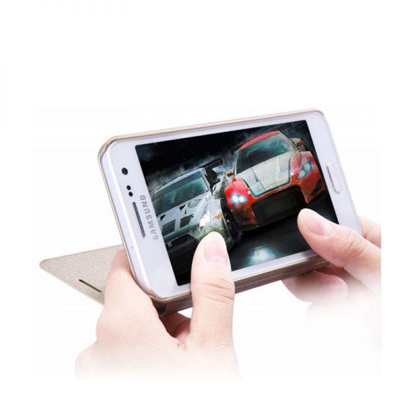 Samsung Galaxy A3000 Nillkin Sparkle Leather Case