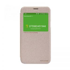 Samsung Galaxy J5 2015 Nillkin Sparkle Leather Case-Samsung Galaxy J7 Nillkin Sparkle Leather Case