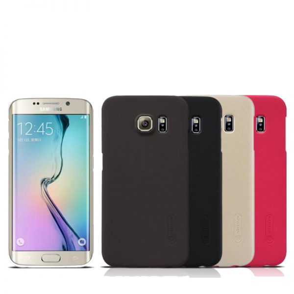 Galaxy S6 Edge Nillkin Super Frosted Shield Cover