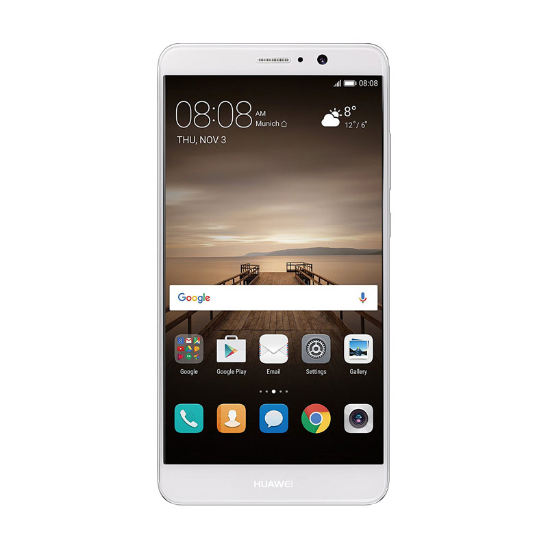 | Huawei Mate 9 with Amazon Alexa and Leica Dual Camera - 64GB Unlocked Phone - Space Gray (US Warranty)