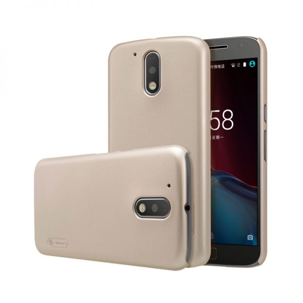 Motorola Moto G4 Plus Nillkin Super Frosted Shield Cover