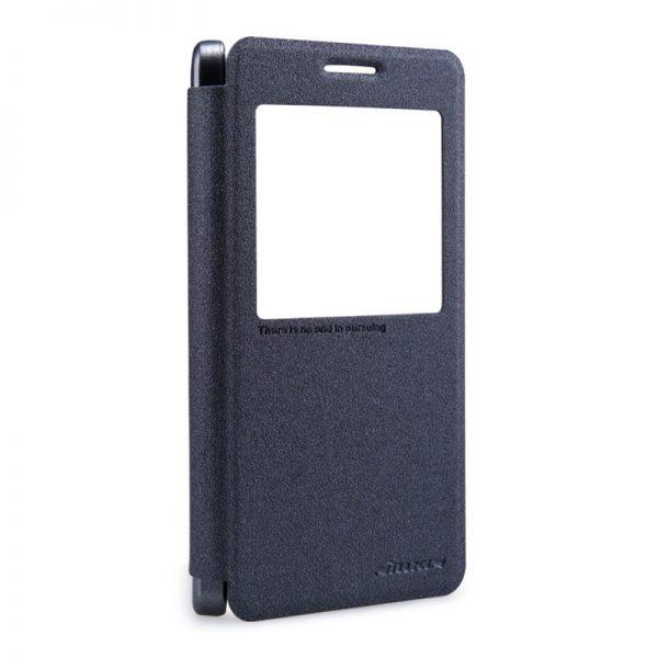 Samsung Galaxy A5000 Nillkin Sparkle Leather Case