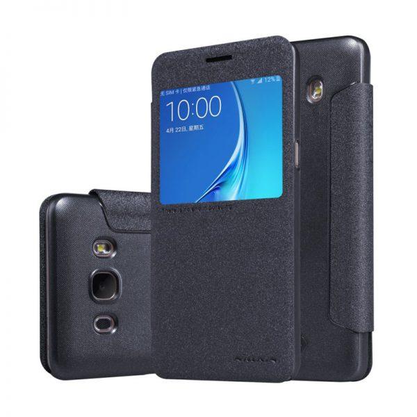 Samsung Galaxy J5 Nillkin Sparkle Leather Case