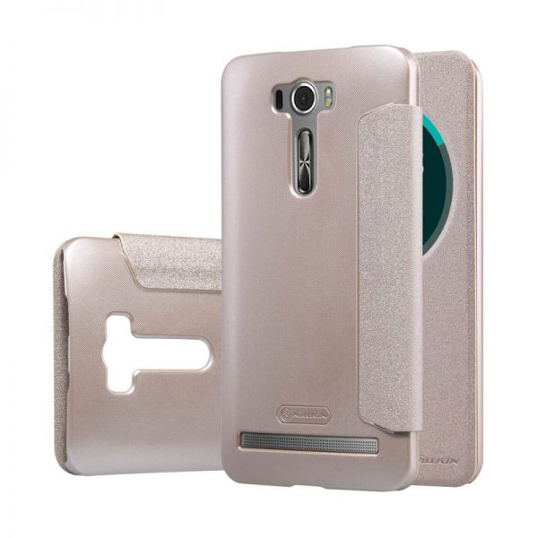 ASUS ZenFone 2 Laser 5.5 Nillkin Sparkle Leather Case