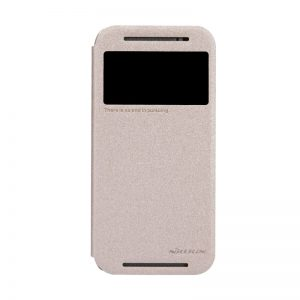 HTC One M8 Nillkin Sparkle Leather Case