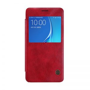 Samsung J710 Nillkin Qin Leather Case-Samsung J510 Nillkin Qin Leather Case
