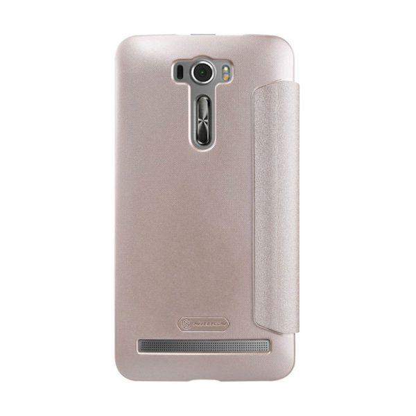 ASUS ZenFone 2 Laser 5.5 Nillkin Sparkle Leather Case