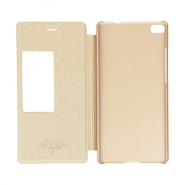 Huawei Ascend P8 Nillkin Sparkle Leather Case