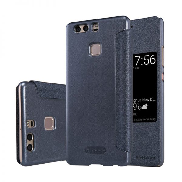 Huawei Ascend P9 Nillkin Sparkle Leather Case