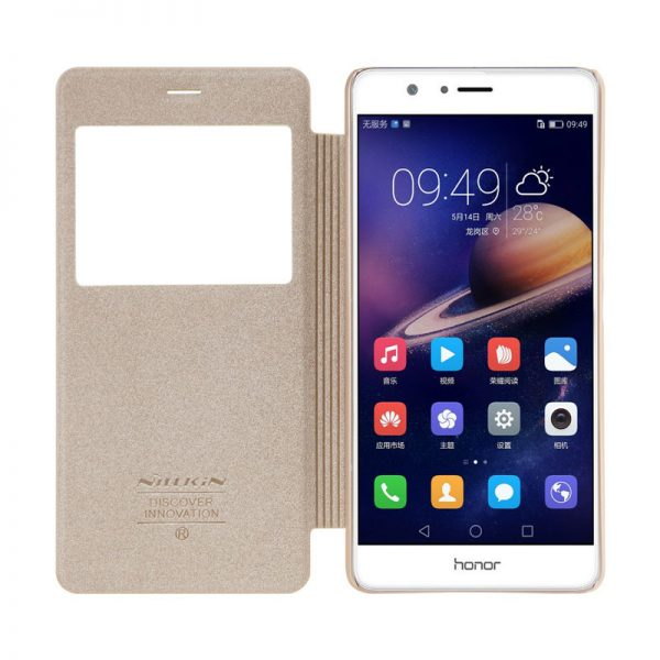 Huawei Honor V8 Nillkin Sparkle Leather Case