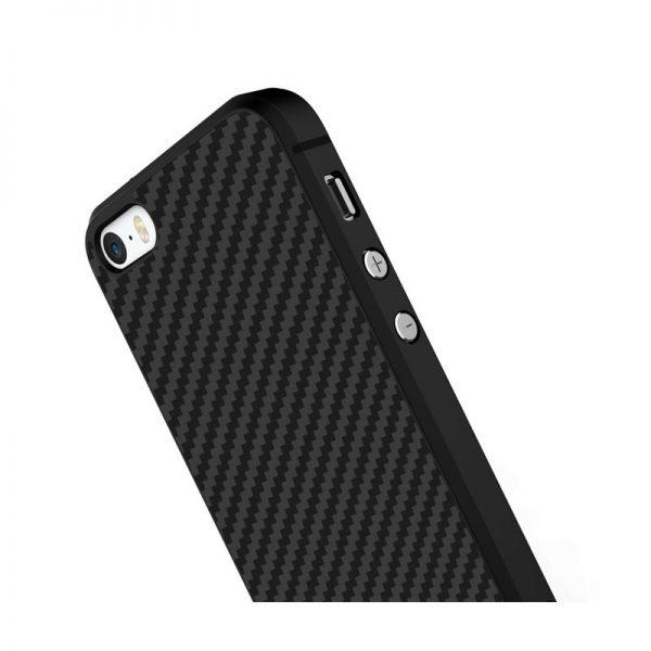 Apple iPhone 5SE Plus Nillkin Synthetic fiber Series case