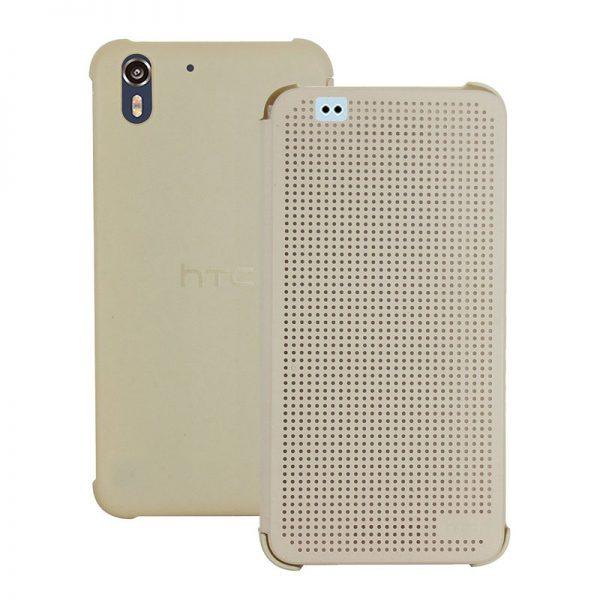 HTC Desire Eye Dot View Cover Case