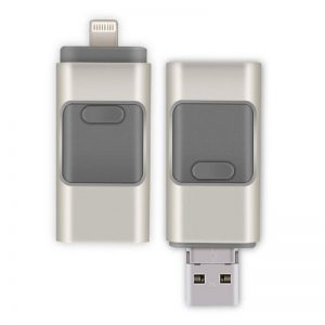 EasyFlash 3in1 Multi-functions USB Flash Drive 32 GB- EasyFlash 3in1 Multi-functions USB Flash Drive 16 GB