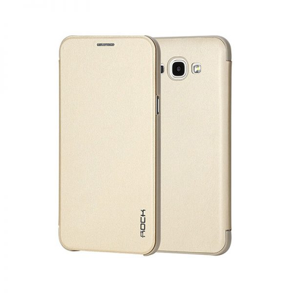 Galaxy A8 Rock Touch Series Filp Cover